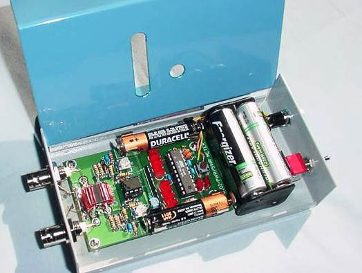 Swr Power Meter Kit : Four state qrp group