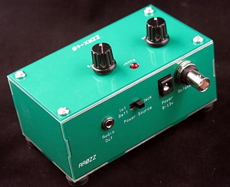 ZZRX-40 Photo Page